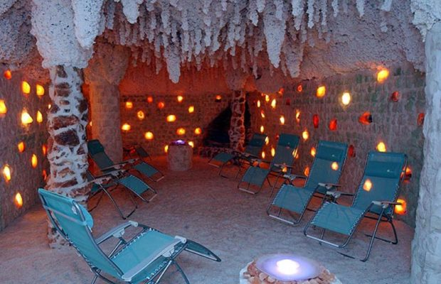 solná jeskyně olomouc